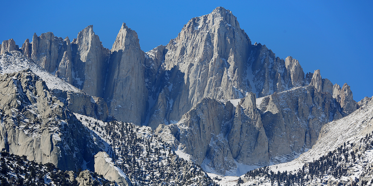 Mont Whitney