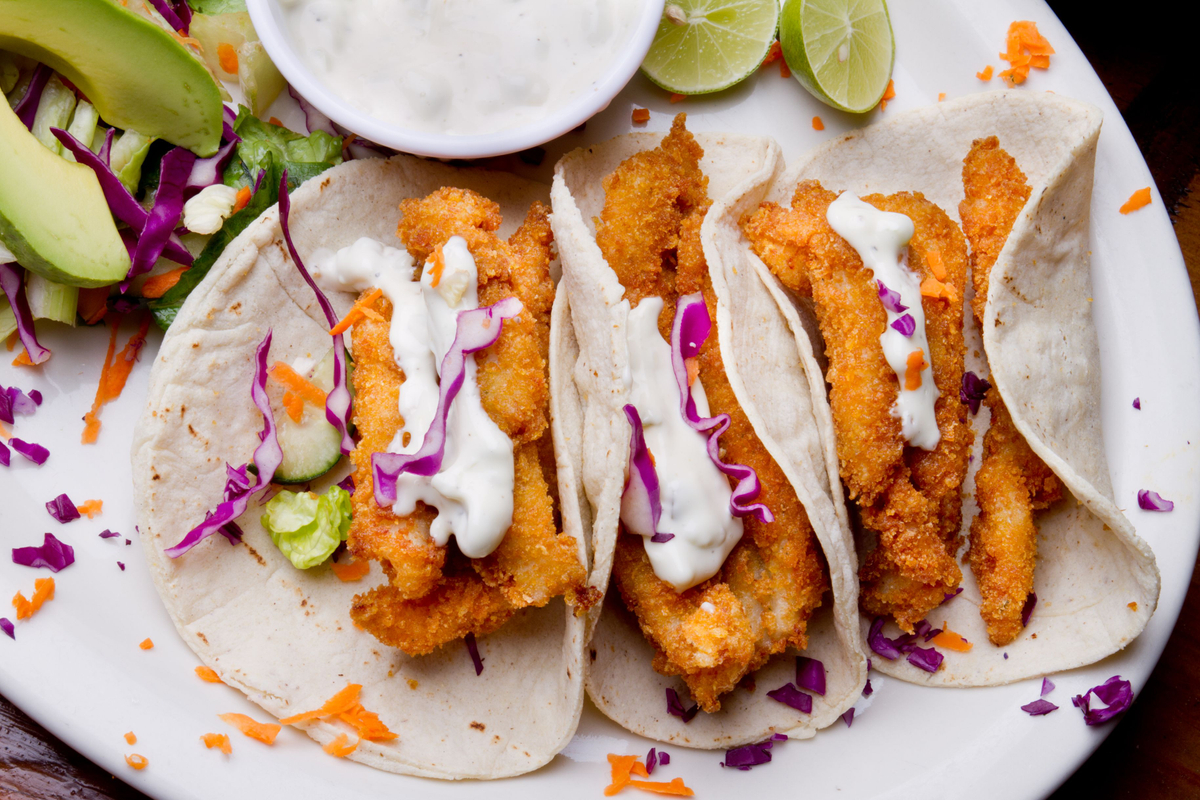 Miramar Fish Tacos - Oceanside