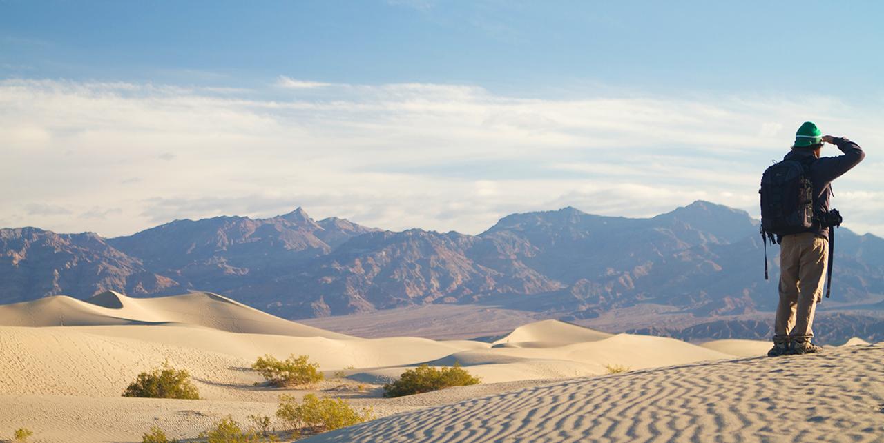Mesquite Flat Sand Dunes   Visit California