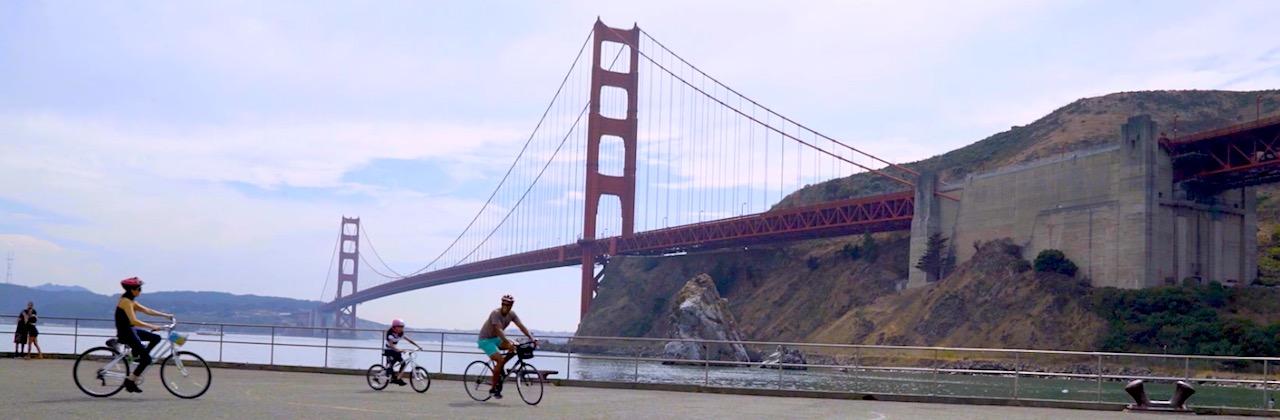 Cinco Coisas Incríveis: Golden Gate