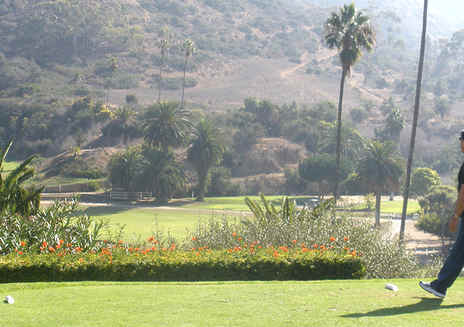 GOLFING ON CATALINA