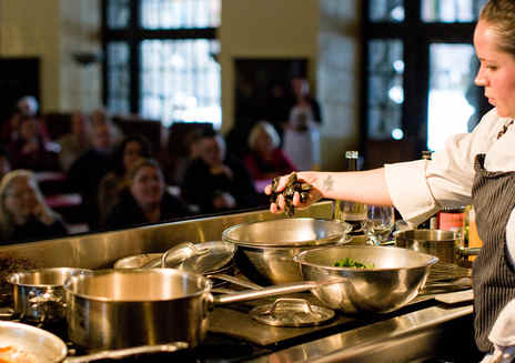 Chefs' Holidays