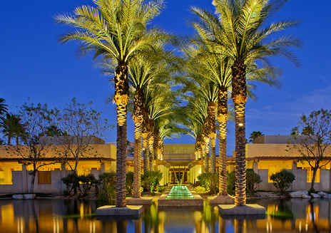 Palm Springs' Luxury Resorts