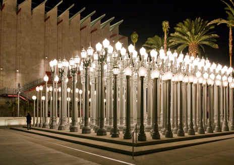 Los museos de Los Ángeles