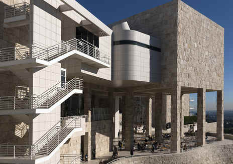 Das Getty Center
