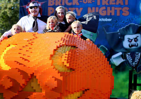 Holiday Events at LEGOLAND