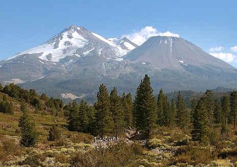 火山、間欠泉、温泉