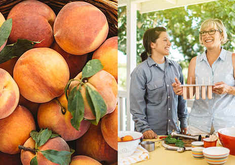 Perfection, Pride and Peaches. This is how California grows.