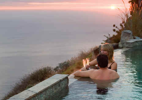 Luxury Lodging in Big Sur