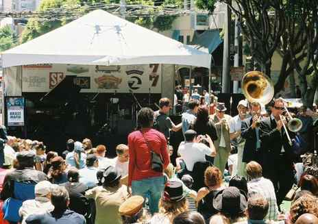 Festival de Jazz de San Francisco