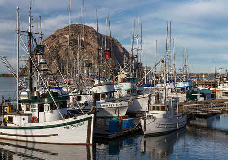 San Luis Obispo County Beach Towns