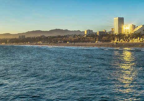 Destaque: Santa Monica
