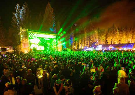 スノーグローブ・ミュージックフェスティバル