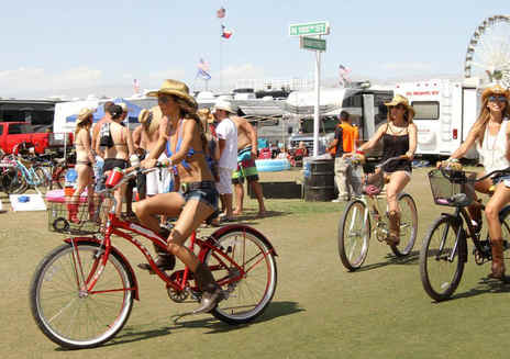 Festival Stagecoach