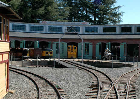 Sonoma TrainTown Railroad