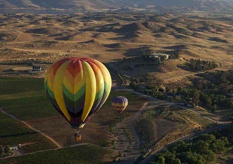 Festival de Balão e Vinho do Temecula Valley