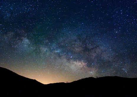 Stargazing in Anza-Borrego Desert State Park