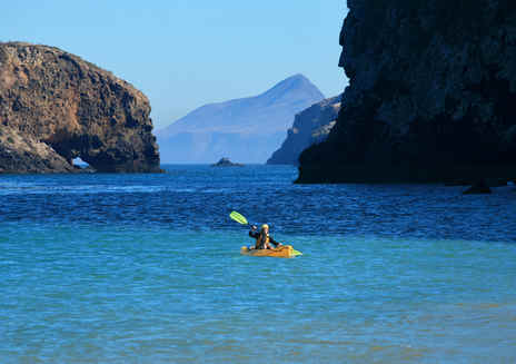 Spotlight: Parc National Des Channel Islands