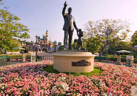 Destaque: Disneyland Resort