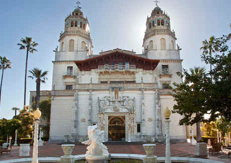 Spotlight: Hearst Castle