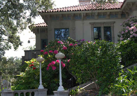 Guest Cottages at Hearst Castle
