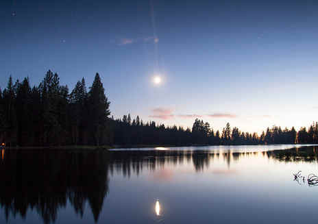 Stargazing in Lassen