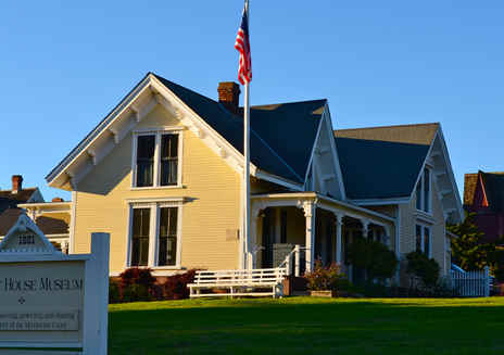 Mendocino's Historic Architecture