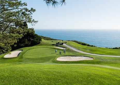 Golf a San Diego