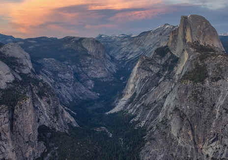 Focus: Yosemite National Park