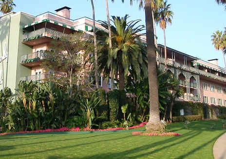 比佛利山酒店 Beverly Hills Hotel