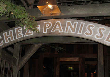 Alice Waters bei Chez Panisse