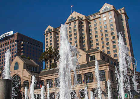 The Fairmont San Jose Hotel