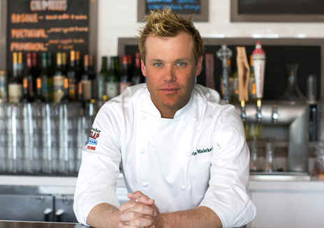 Searsucker, do chef Brian Malarkey