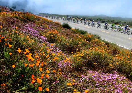 Amgen Tour of California - Evento Ciclistico