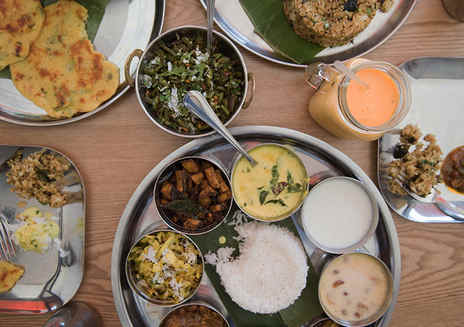 Try Big Bear's Himalayan Cuisine