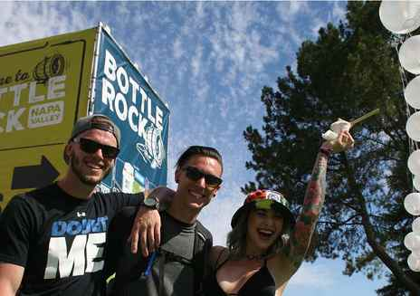 Festival Bottlerock Napa Valley