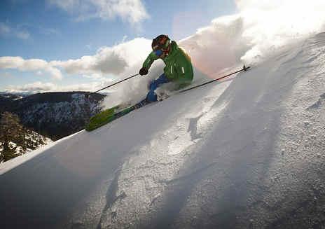 캘리포니아의 서핑과 스키 문화