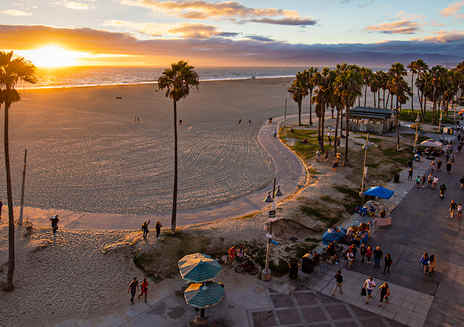 5 einzigartige Highlights in Venice Beach
