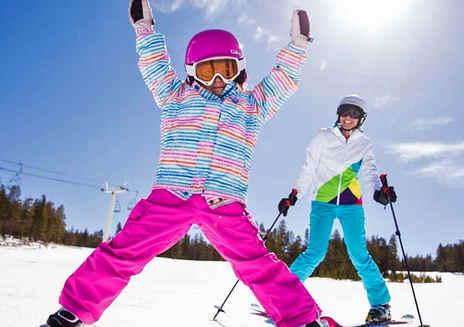Aventuras Familiares en la Nieve