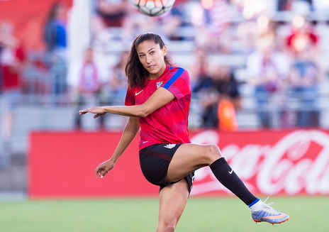 The California Questionnaire: Christen Press