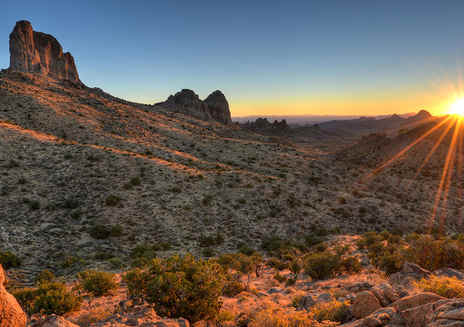 California's New Desert Monuments