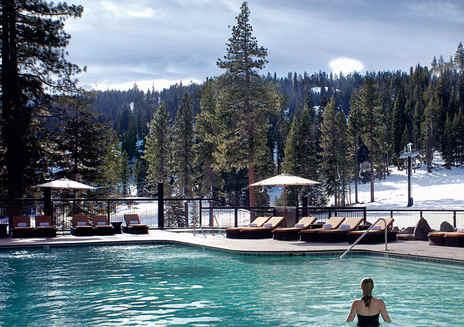 Luxury Ski Resort Experiences