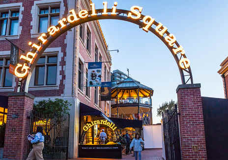 Chocolaterie Ghirardelli