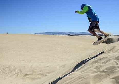 Oceano Dunes Natural Preserve