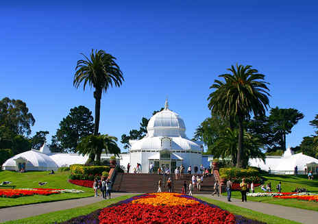 Conservatory of Flowers de San Francisco
