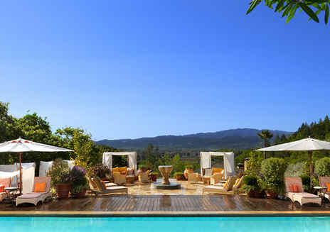 Napa Valley Luxury Accommodation