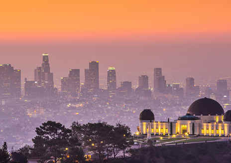Griffith Observatory in the Movies