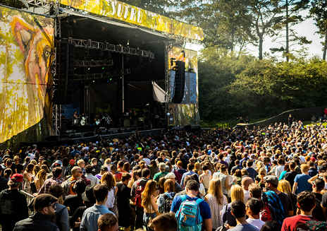 Festival musical et des arts d'Outside Lands