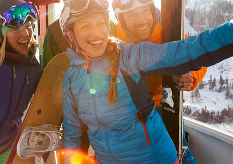 캘리포니아 스키 리조트가 사랑 받는 이유 10가지