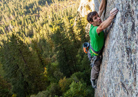 THE CALIFORNIA QUESTIONNAIRE: Alex Honnold
